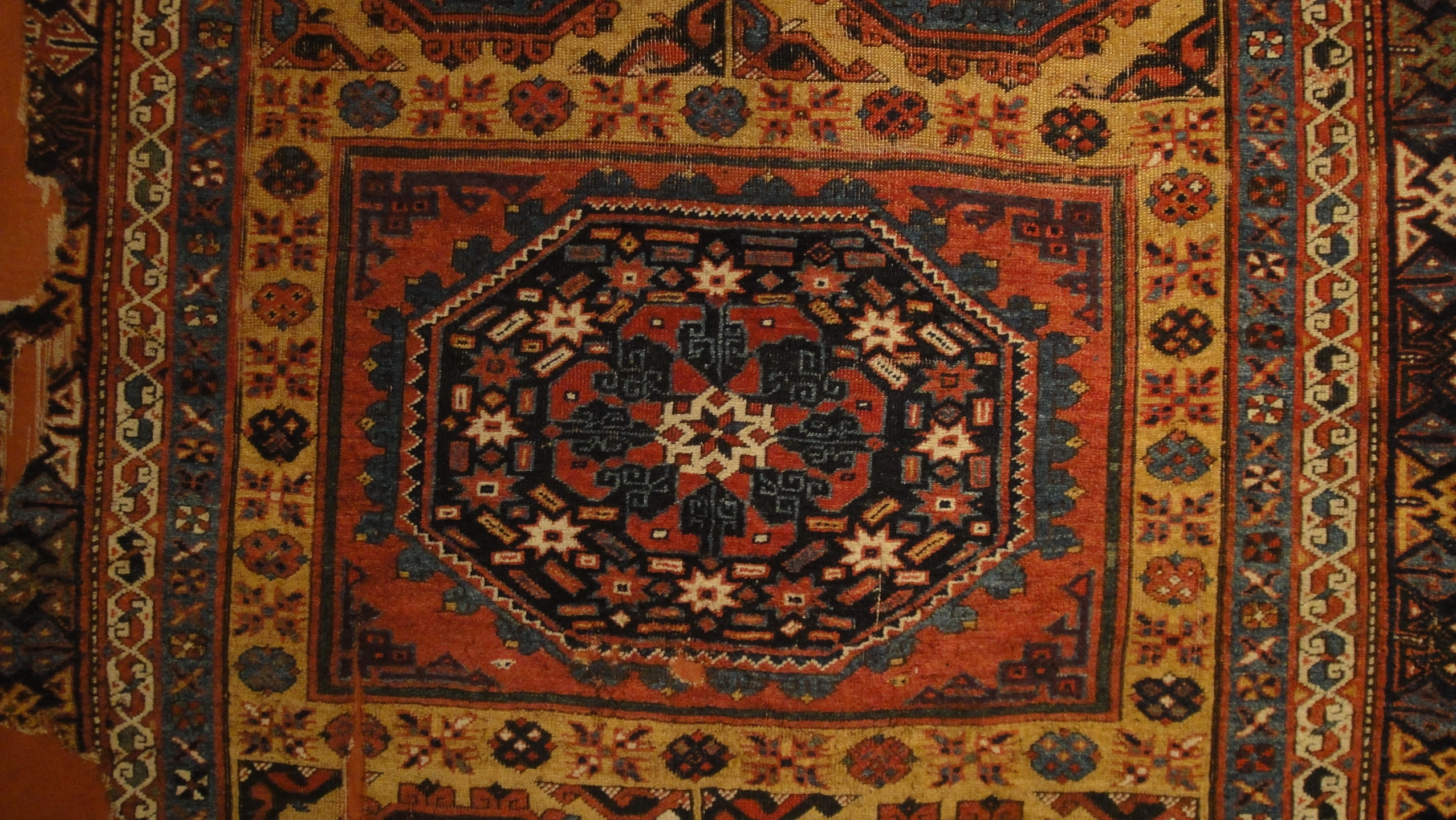 Carpets At The Turkish And Islamic Arts Museum Istanbul