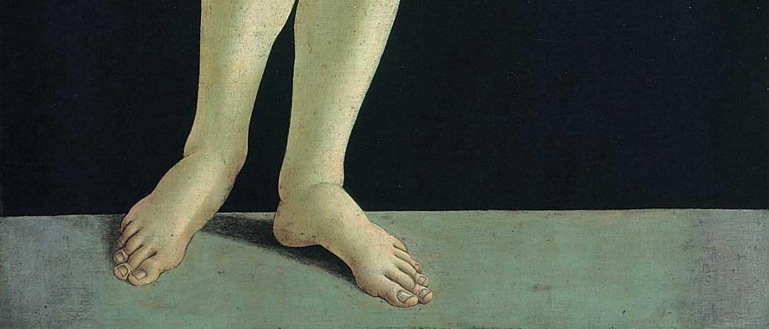 unpolish feet
