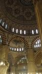 Edirne Selimiye Interior (4)