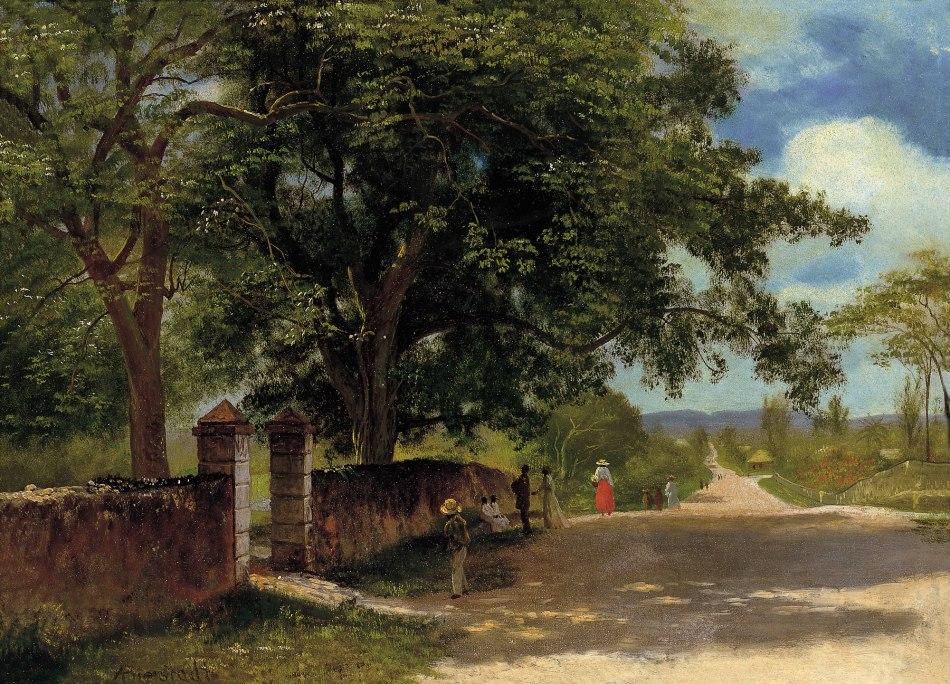 Thyssen - Street in Nassau