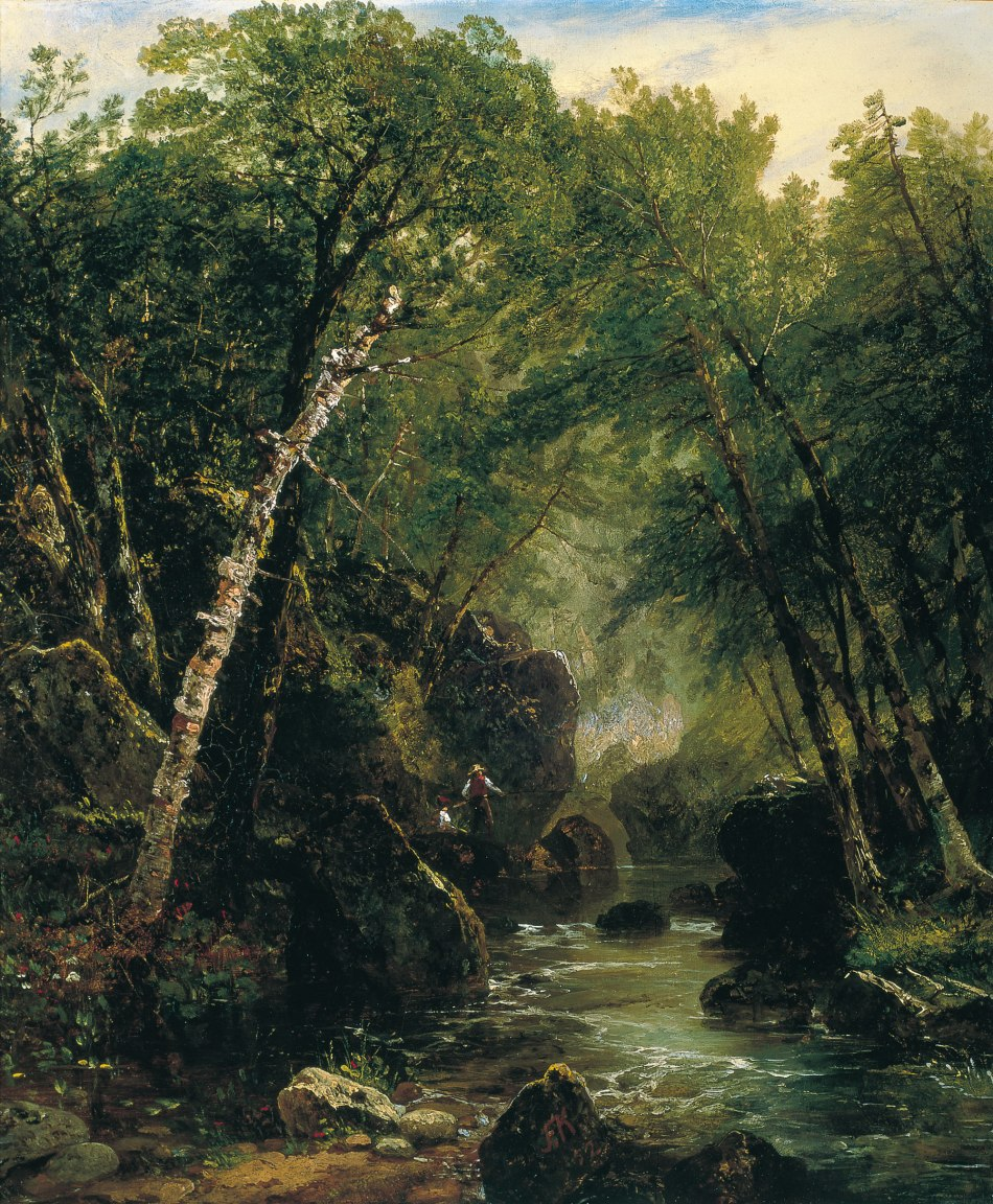 Thyssen - Trout catchers
