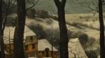 Breughel - Hunter's in Winter (3)