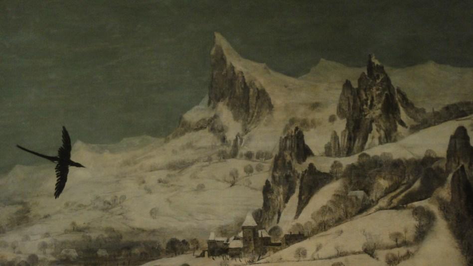 Breughel - Hunter's in Winter (4)