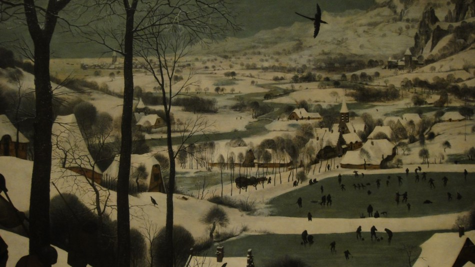 Breughel - Hunter's in Winter (5)