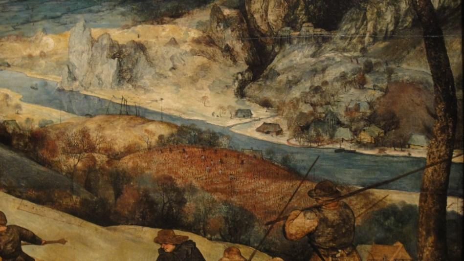 Breughel - Return from pasture (2)