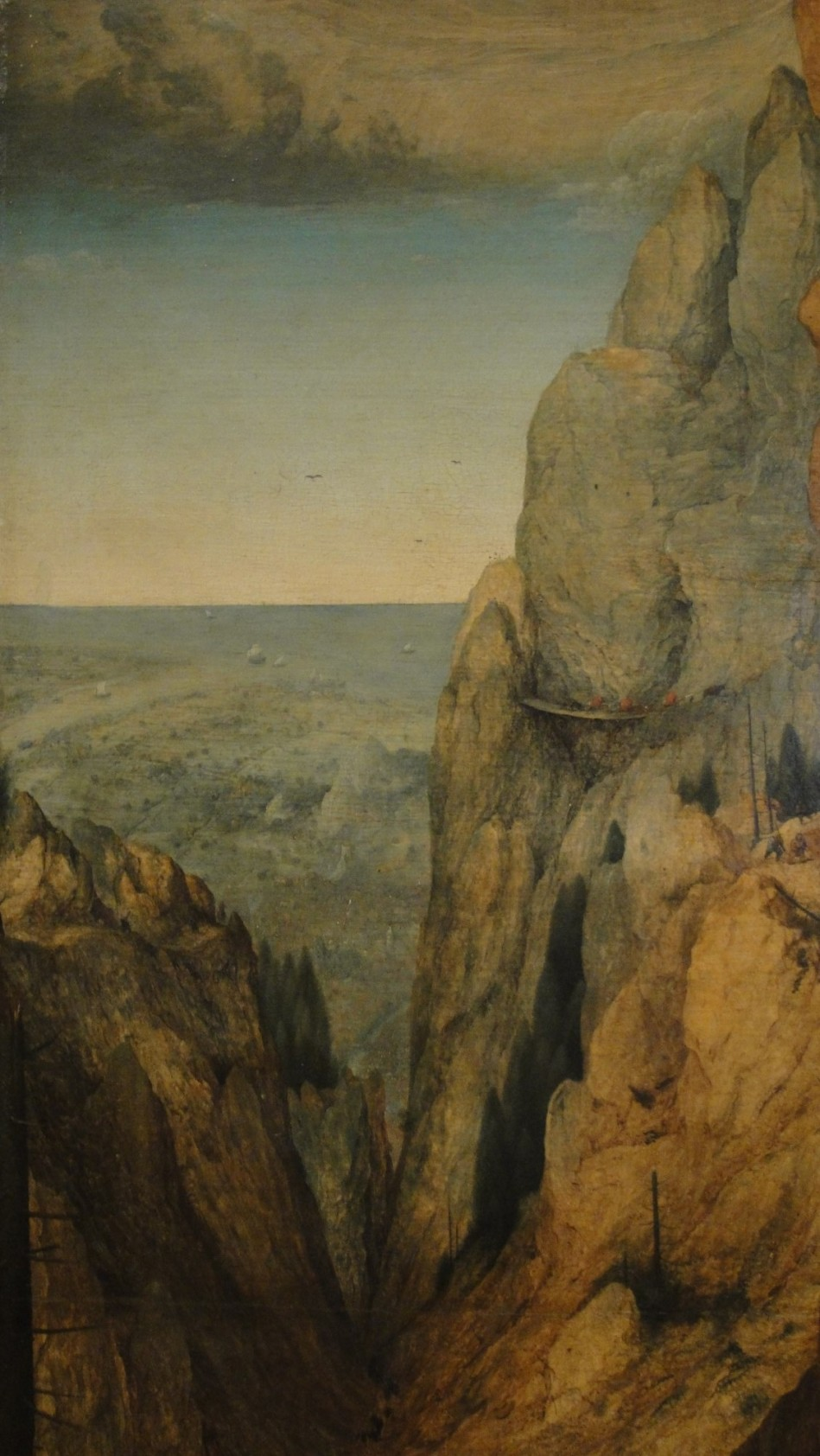 Breughel - St Paul on the way to damascus (4)