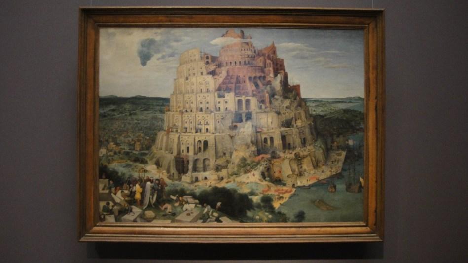 Breughel - The Tower of Babel (1)