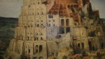 Breughel - The Tower of Babel (2)