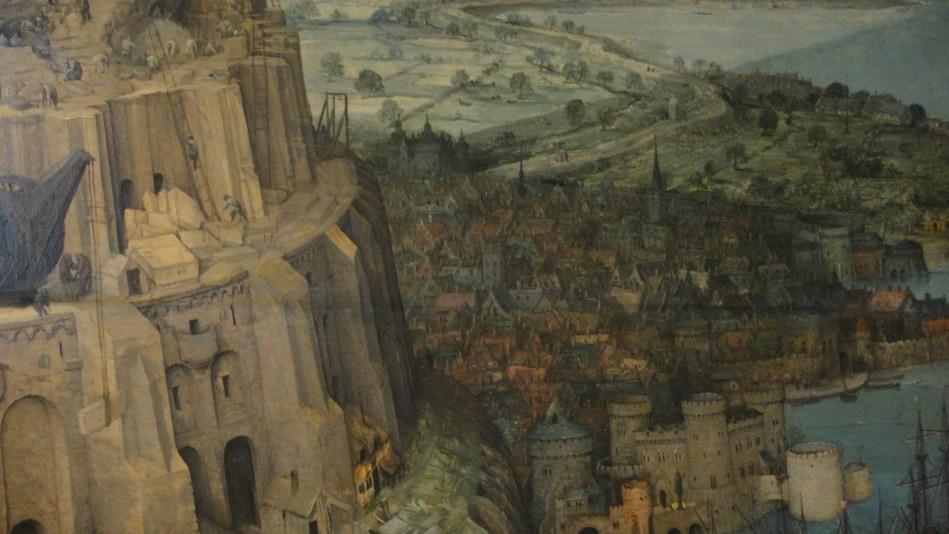 Breughel - The Tower of Babel (6)