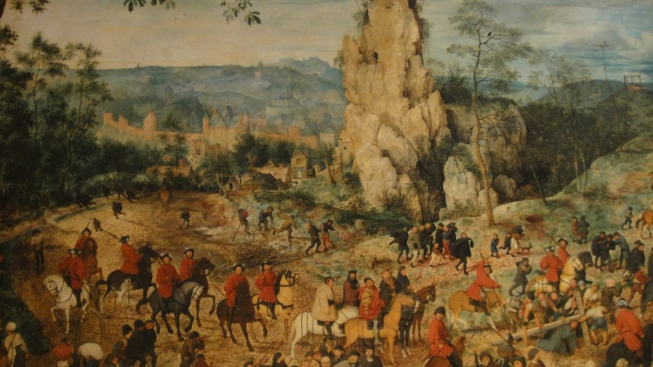 Breughel - Golgotha (2)