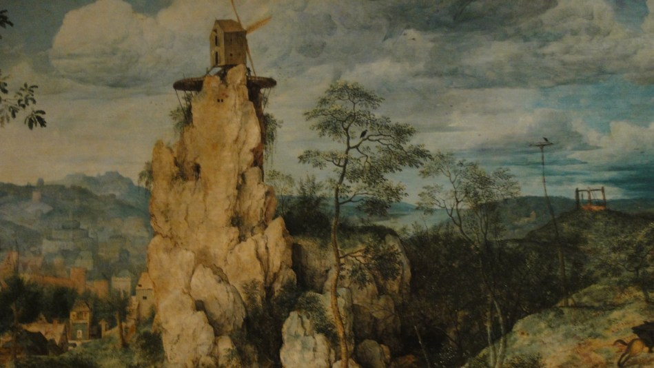 Breughel - Golgotha (1)