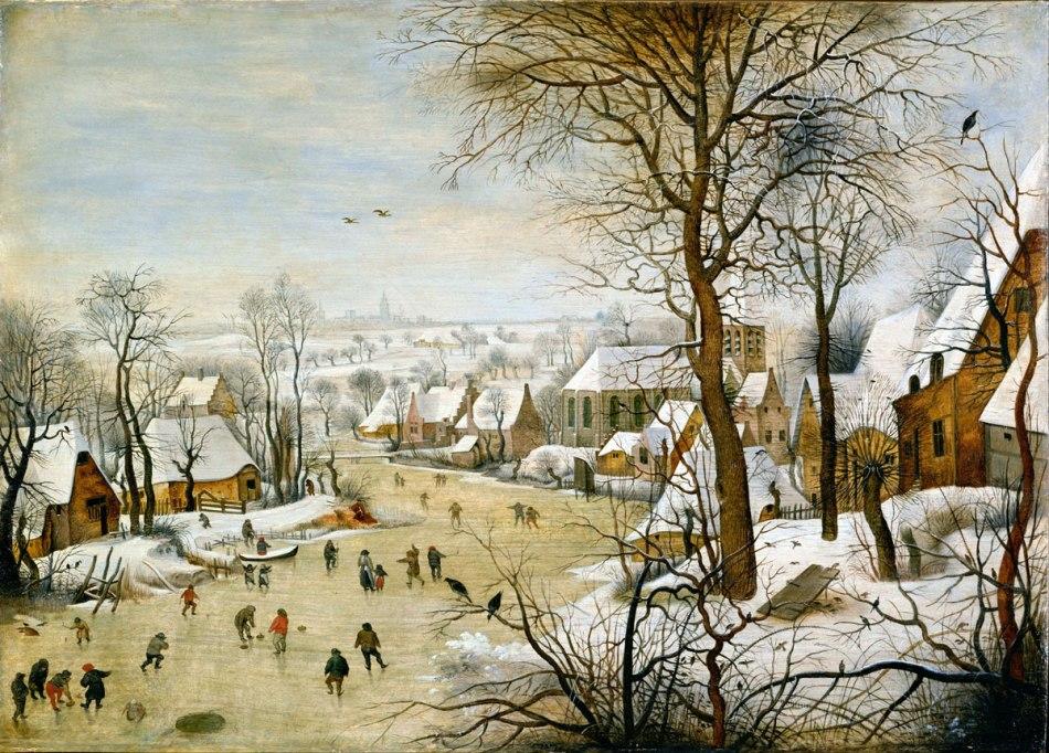 Pieter-Brueghel-Jr - Bird Trap
